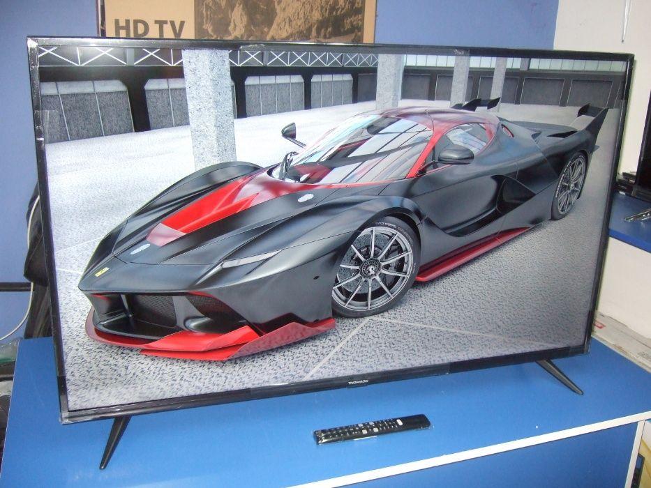 NOWY LED 55 Thomson 55UD6306 Smart TV Wi Fi 4K UHD 1200Hz HDR OKAZJA! Leszno - image 1