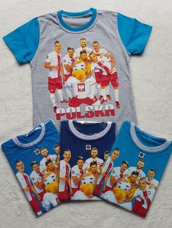 Koszulka z piłkarzami 110 ostatnie