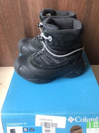 Дитячі черевики Columbia 26 р