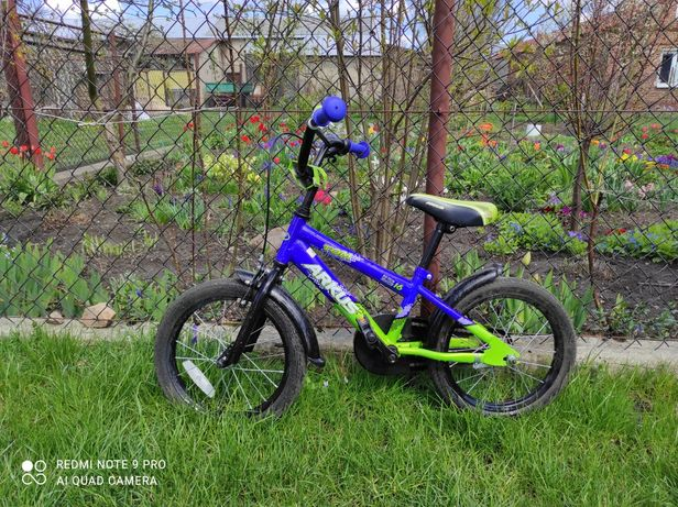 Rower dziecięcy Arkus Tom 16