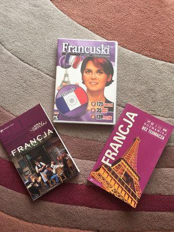 Kurs francuskiego plus 2 książki gratis