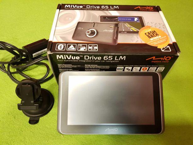 MiVue Drive 65 LM nawigacja z rejestratorem