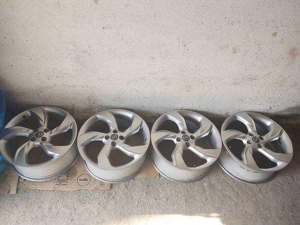 4x100 18 Opel Corsa Adam inne 7,5J Et 47 KURIER