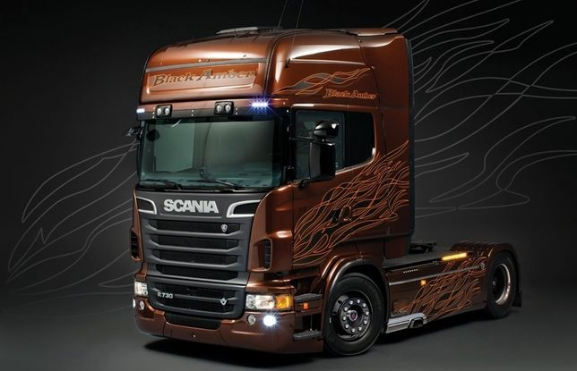Scania koordynator usterka COO7 POMOC 24H