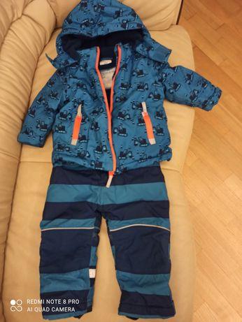 Комбинезон, куртка р. 80 Topo mini.
