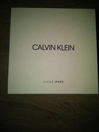 Calvin Klein nowy piękny zegarek swiss made polecam