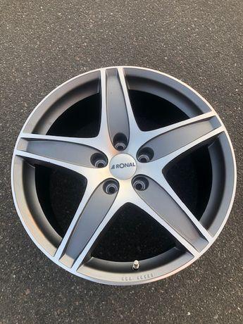 Продам комплект дисков Mercedes/ Ronal R18 новые. ET45, 8,5J. -- 5*112