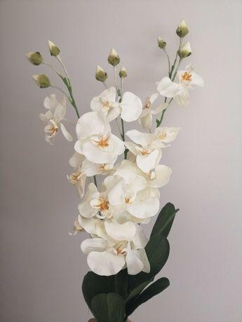 Ramos de orquideas artificiais
