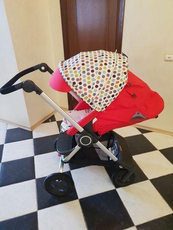 Детская коляска STOKKE  Scoot
