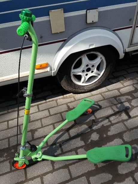 HULAJNOGA Trojkolowa ( Tri scooter )