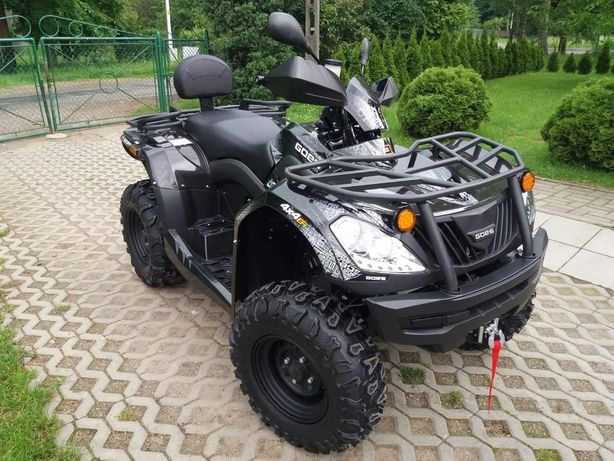 CF MOTO Goes Iron 450i 4x4 T3B Raty Fa Vat 23% Rocznik 2020!!Dostawa