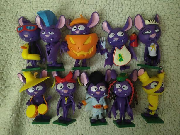 BatPat coleção completa