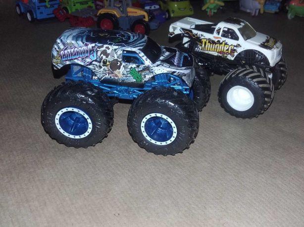 Zabawki monster truck 2 szt autko