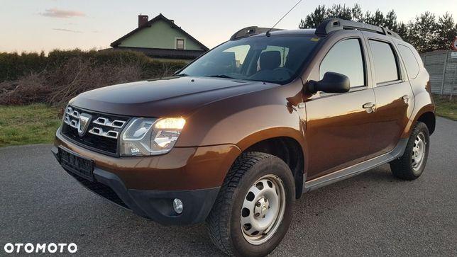 Dacia Duster Zarejesrtowana 100% Bezwypadkowa # Org. szyby # Org. Lakier