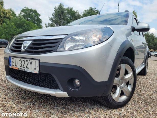 Dacia Sandero Stepway Benzyna + Gaz  Niski Przebieg