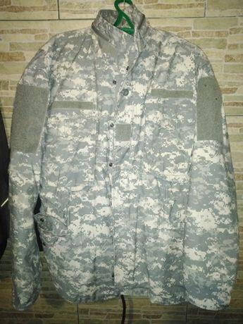 M65 acu field jacket & Field Pants ACU AT-digital зимний комплект США