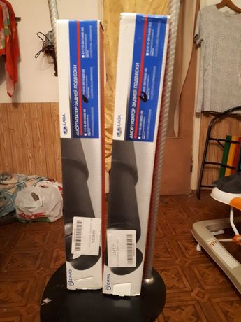 Задние амортизаторы на ваз-2107