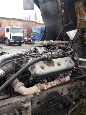 Двигун маз (ЯМЗ 236 турбіруваний )