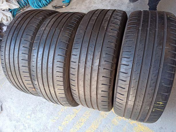 Летняя резина 225/50 R17 Continental Eco Contact 5 205/55/215