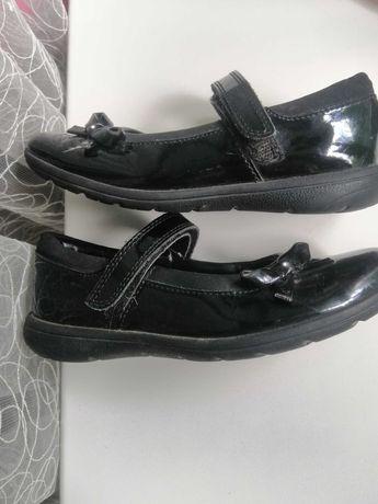 Туфeльки шкіряні Clarks 28розмір
