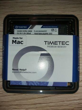Okazja! Nowa pamięć ram 64GB TIMETEC ddr4 2666MHz sodimm 2x32GB