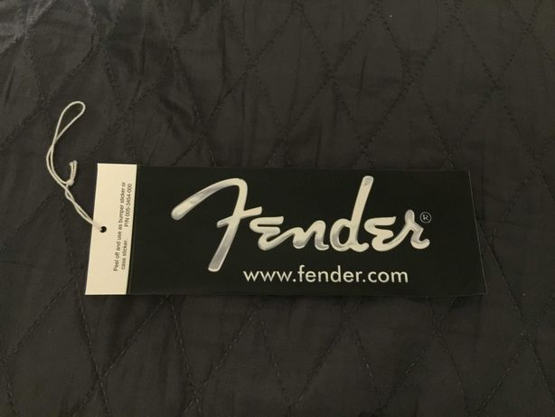 Autocolante Fender original
