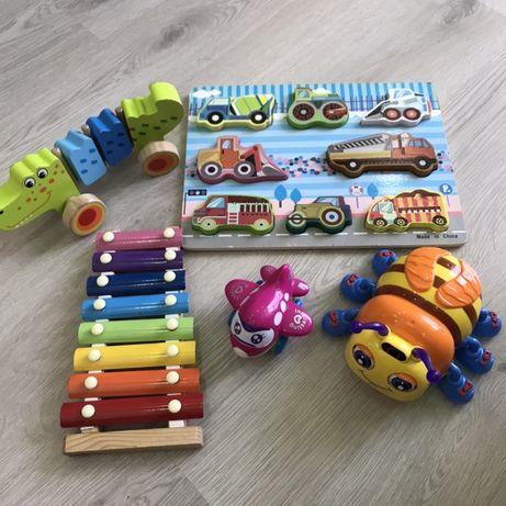 Набор игрушек для 1-2 года