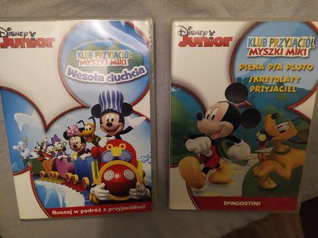 Bajki DVD Klub przyjaciół Myszki Miki