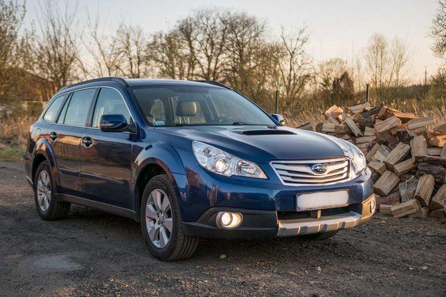 Subaru Legacy 2011 Outback *uszkodzony silnik