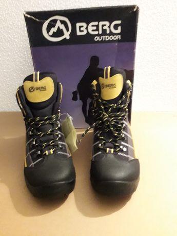 Botas de Montanha ou Caminhada - N 43