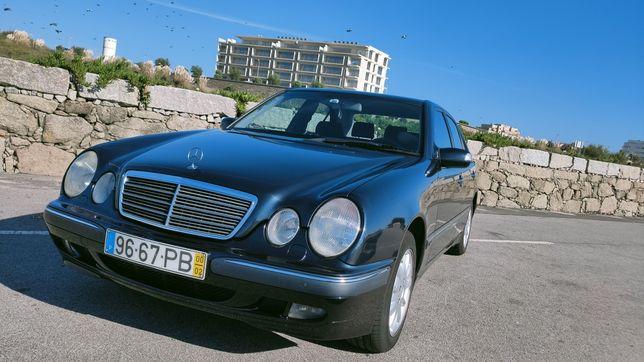 Mercedes classe E 200 CDI só 157000 km