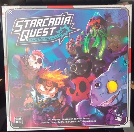 Starcadia Quest : ARRRmada CMON Ks kickstarter