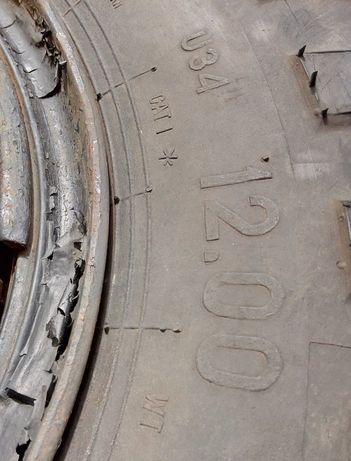 koło ził-131 12.00 U34