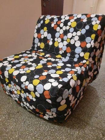 Łóżko fotel ikea