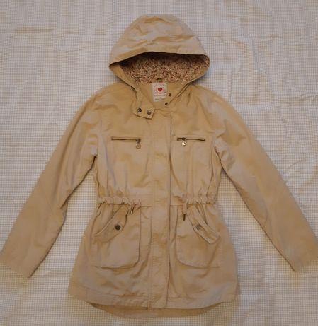 Куртка вітровка підліткова для дівчинки