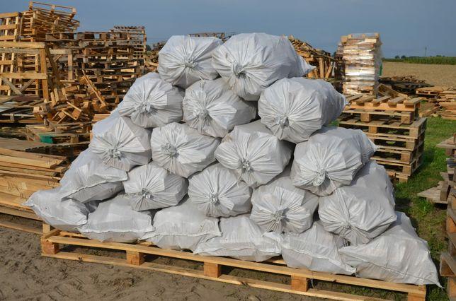 drewno opałowe na rozpałke rozpałkowe  w workach