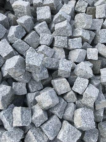 KOSTKA GRANITOWA I GAT na Kilogramy Granit Kamień 6x4 7x9 10 IMPERIUM