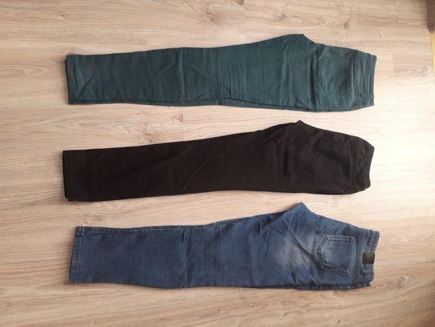 Rurki skinny jeansy 38/M