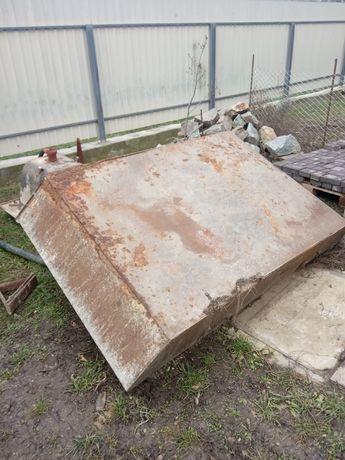 Корито 5мм толщ.(для будівництва),роствор ,бетон