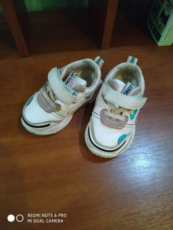 Кросовки на малыша