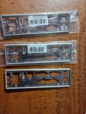 Заглушка в корпус asrock h81 pro btc r2.0