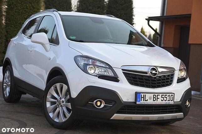 Opel Mokka 1.4 TB 140KM*92 tyś km*1wł_NIEMCY_Unikat!_BOGATA_JAK Z FABRYKI!