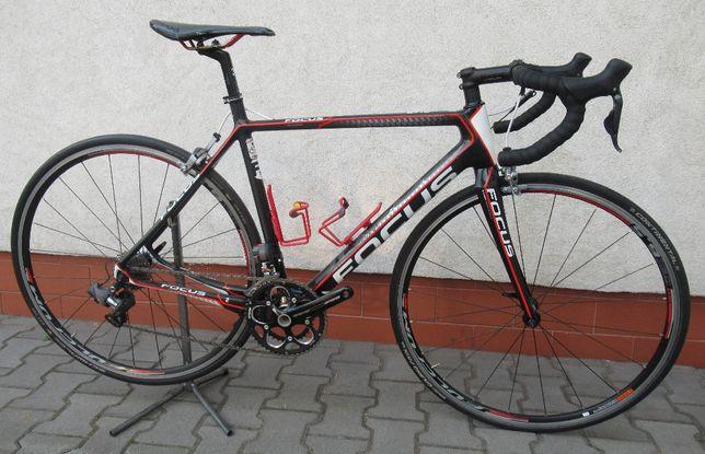Rower szosowy Focus Cayo Evo Di2 ultegra 6770 54