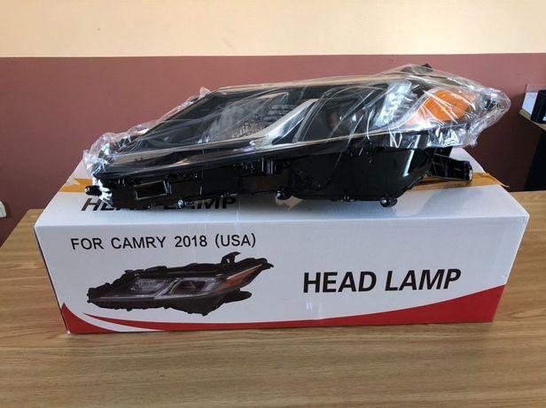 Фары Toyota Camry 70
