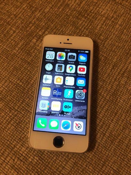 Apple iPhone 5s 64GB Gold złoty sprawny