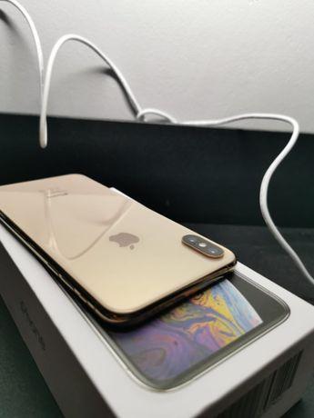 iPhone XS MAX 256GB Złoty Gold - Gwarancja