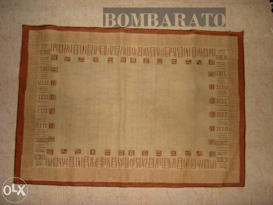 Tapete em tecido (conjunto de três tapetes)