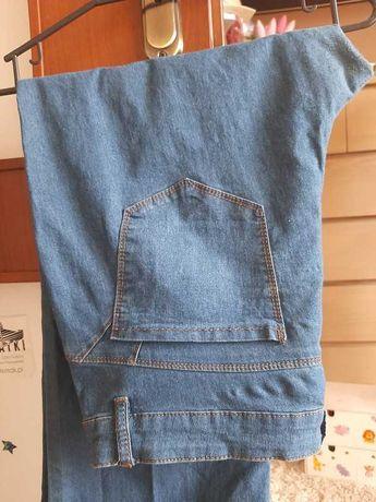 spodnie dżinsy rozmiar 46
