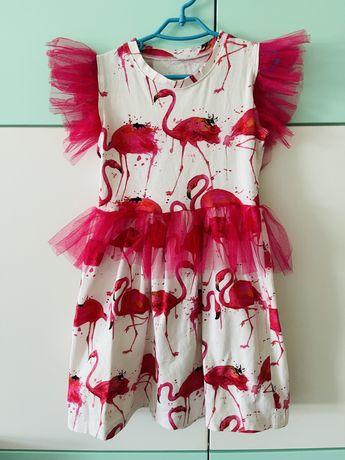 Платье для девочки 116-128