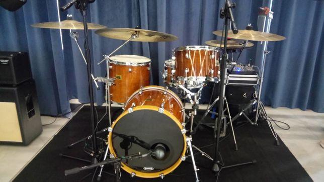 Perkusja Sonix 922 jazz kit 18 12 14